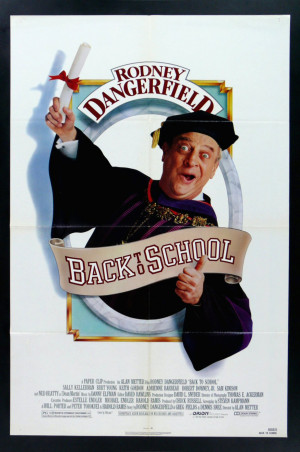 Back To School Dangerfield Quotes. QuotesGram
