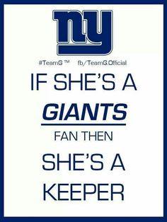 New York Giants!