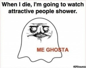 Funny Ghost Quotes