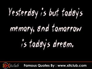 15 Most Famous Dreams Quotes
