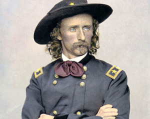 General George Armstrong Custer Ame rican Civil War 8x10