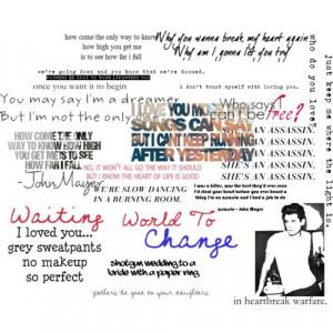 John Mayer Quotes