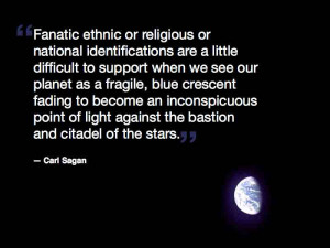 Carl Sagan science quotes