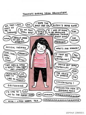 Via Gemma Correll's Drawings of Things