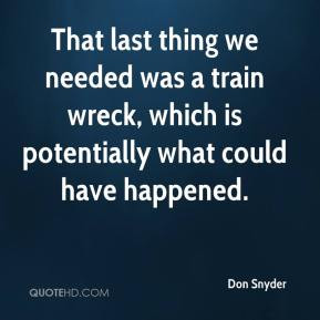 Wreck Quotes