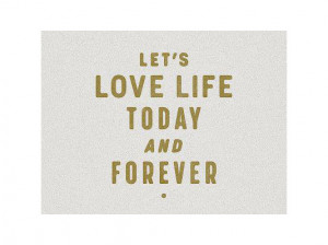 Love Life Laugh Lots Forever