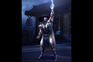 Image of Raiden (Mortal Kombat)