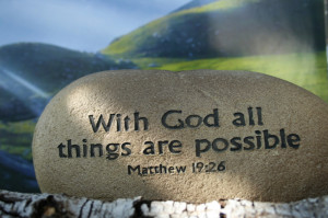 ... tackle the world with these amazing strength quotes from the Bible