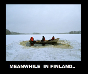 Funny Ice Fishing Pictures Funny ice fishing pictures