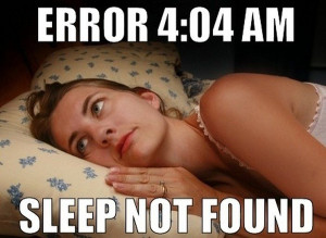 OnlineClock.net - Sunday Night Sleep Problems?