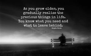 Older and wiser!