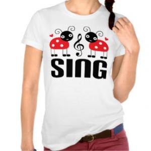 Funny Choir T-shirts & Shirts