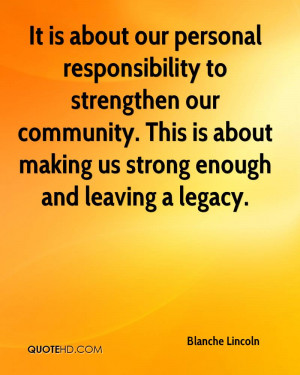Personal Responsibility Quotes Personal responsibility to