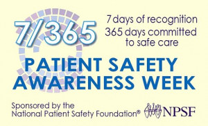 Patient Safety Awareness...