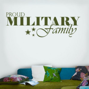 Military Quotes About Family