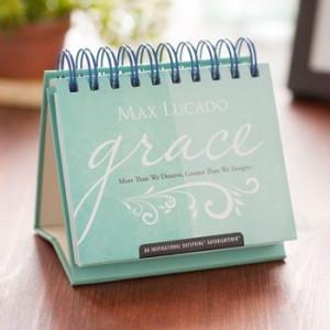 Max Lucado - Grace - Perpetual Calendar