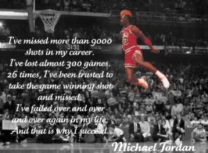 Michael Jordan Motivational Wallpaper