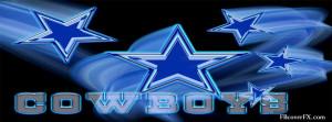 Dallas Cowboys Football Nfl 7 Facebook Cover