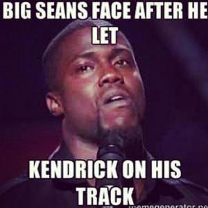 Top 15 Big Sean & Kendrick Lamar 'Control' Memes