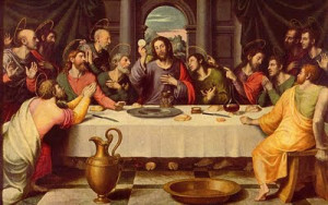 Today is Holy Thursday , or Maundy Thursday , which solemnly ...
