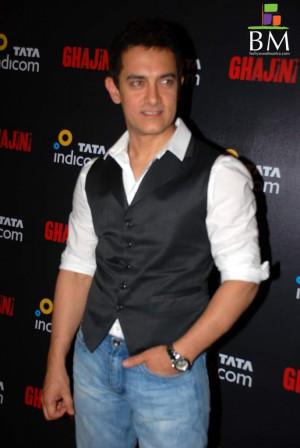 Aamir Khan Ghajini Tata...