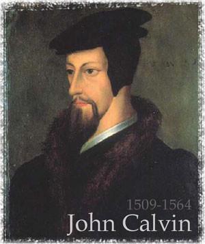 John Calvin's preaching was biblical in its substance.
