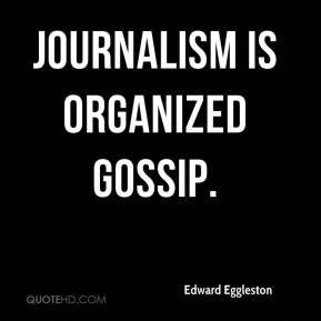 Quotes Against Gossip