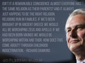 Richard Dawkins: Isn't it a remarkable coincidence