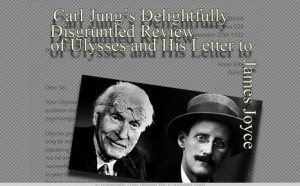 ... Gustav Jung on Ulysses by James Joyce   Articles, Quotes   Scoop.it