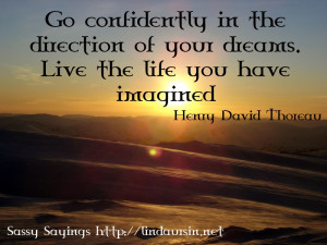 ... in the direction... - Sassy Sayings - http://lindaursin.net