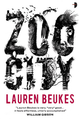 Lauren Beukes and Joey HiFi in London, August 13th
