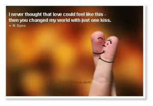 Cute Kissing Quotes Sweet Quotes For Kissers And Kissing Quotations ...