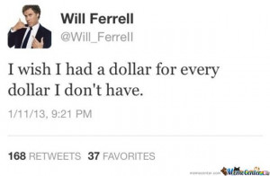 ... tweet will ferrell s tweets always amuse me will ferrell is not on