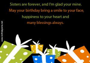 special happy birthday older sister funny 3 special happy birthday