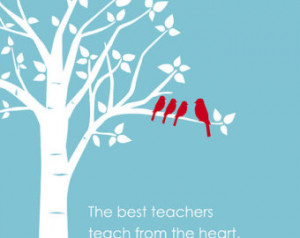 Quotes About Inspirational Music Teachers ~ Popular items for teacher ...