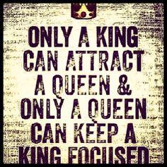 True Queen Needs A King More