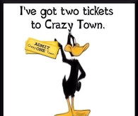 Daffy Duck Life Quote Funny