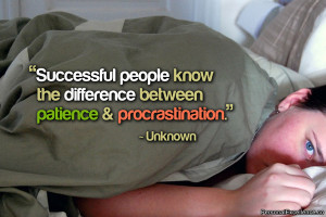 """Inspirational Quote: """"Successful people know the difference between ..."""