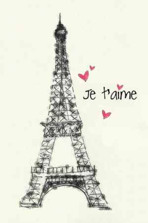 Love You In French Quotes i love you in french