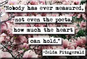 Zelda Fitzgerald Quote Magnet or Pocket Mirror (no.238)