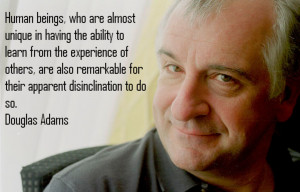 20+ Best of Douglas Adams Quotes