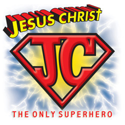 Jesus my Superhero – Christian Worship