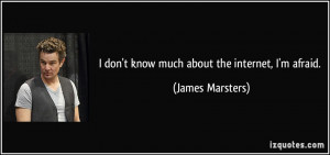 More James Marsters Quotes