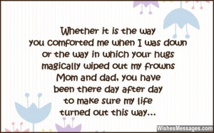 Thank you mom and dad qotd dailyquote quoteoftheday goodquotes