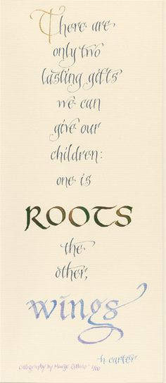 Inspirational Quotes about family trees | Poems, Quotations, Awards ...