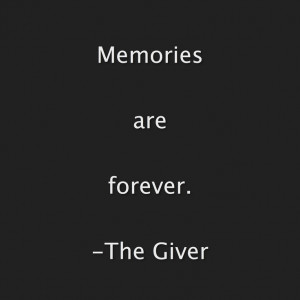 The Giver Quote