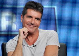 Simon Cowell Expecting His