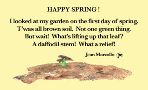 These Funny Spring poems are examples of Funny poems about Spring.
