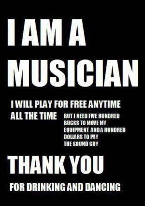 Funny Musician Quotes Funny musicians