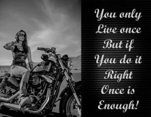 Motorcycle Sayings Tattoos biker lifestyle